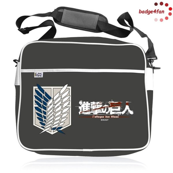 Tasche Attack on Titan Logo SNK (Shingeki No Kyojin) AOT
