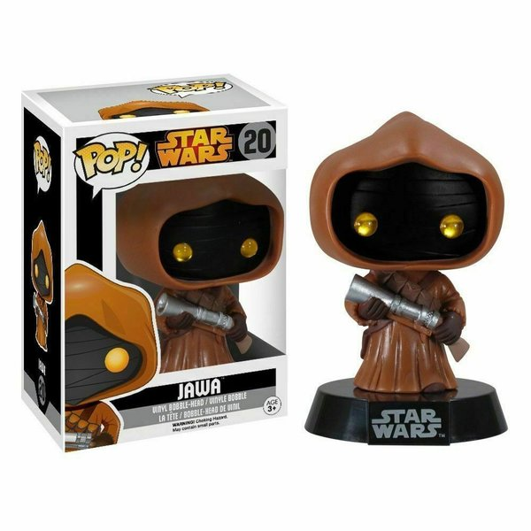 Funko Pop! Star Wars Vinyl Jawa No. 20