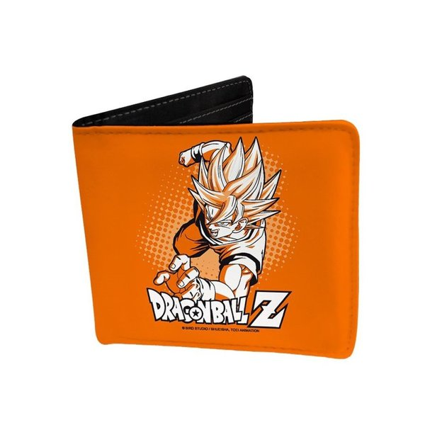 Geldbörse / Brieftasche  Dragon Ball Z  Goku