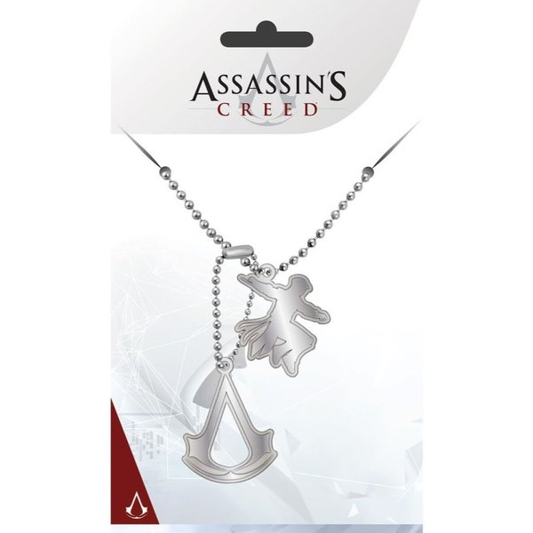 Assassin´s Creed Dog Tag Logo