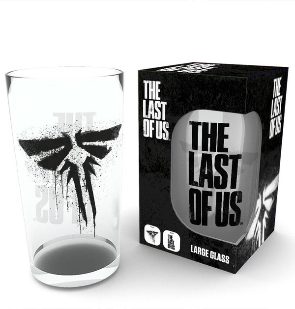Glas 500ml The Last of Us
