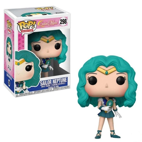 Funko Pop! Sailor Moon - Neptune  No 298