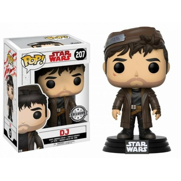 Funko Pop! Star Wars DJ No. 207