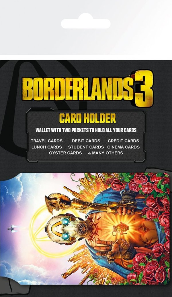 Kartenhalter / Card Holder  -  Borderlands
