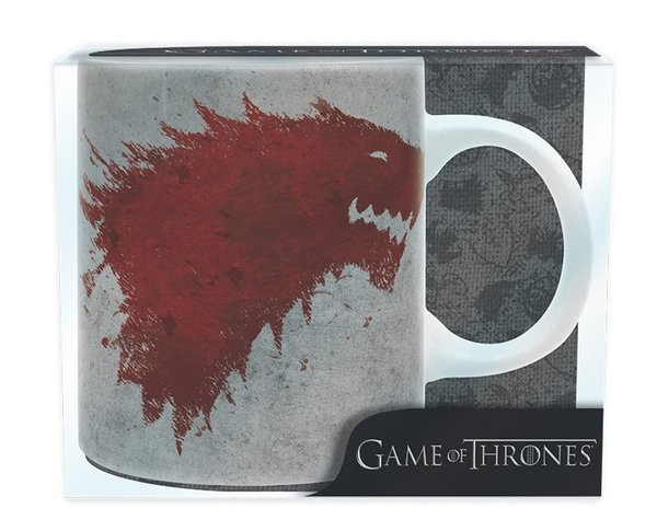 Tasse 320 ml Game of Thrones The North Remembers