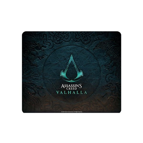 Mauspad / Mousepad   Assassin´s Creed - Crest Valhalla